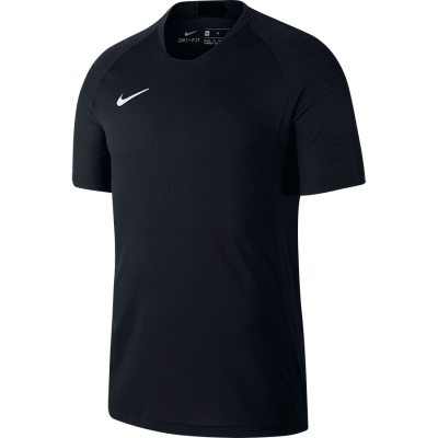 Nike VAPOR KNIT II Short Sleeve Jersey - BLACK/BLACK/WHITE