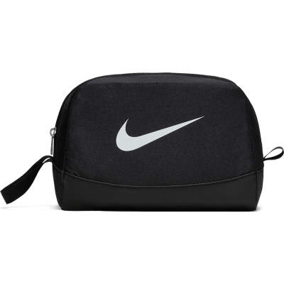 Nike Club Team Toiletry Bag - BLACK/BLACK/WHITE