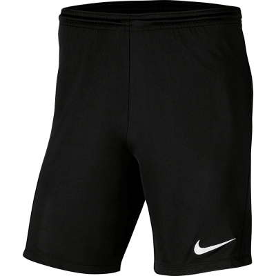 Nike DRY PARK III SHORT NB K - BLACK/WHITE