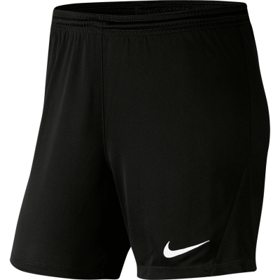Women Nike DRY PARK III SHORT NB K - BLACK/WHITE