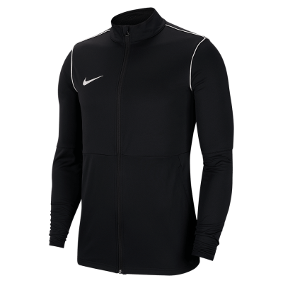 Nike DRY PARK20 TRACK JACKET KNITTED - BLACK/WHITE/WHITE