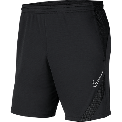 Nike DRY ACADEMY PRO SHORT KP - ANTHRACITE/BLACK/WHITE