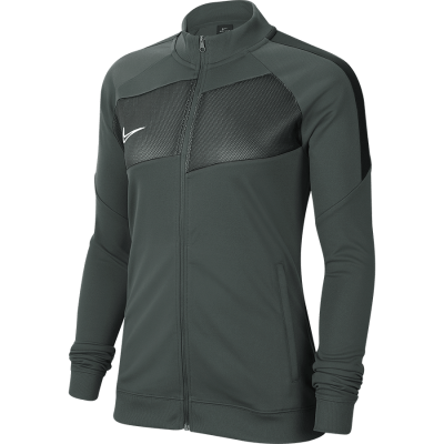 Women Nike DRY ACADEMY PRO JACKET KNITTED - ANTHRACITE/BLACK/WHITE