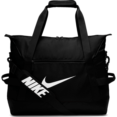 NIKE ACADEMY TEAM LARGE DUFF - SP20 - BLACK/BLACK/WHITE