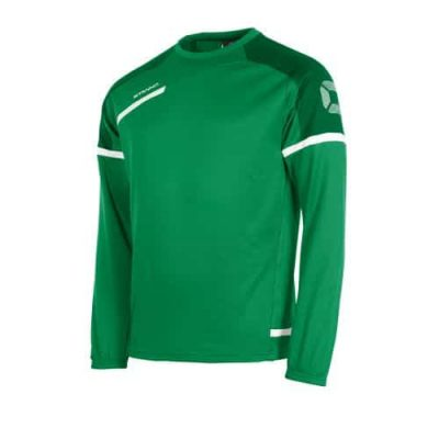 Prestige Top Round Neck Green XXXL