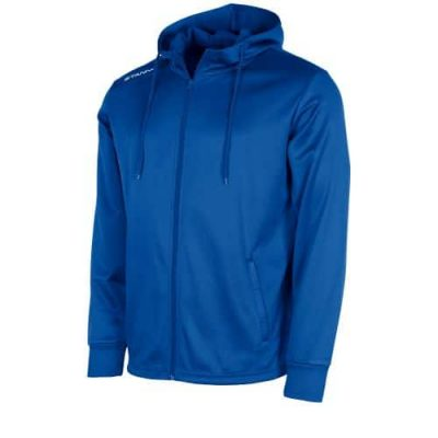 Field Hooded Top Full Zip Blue XXL
