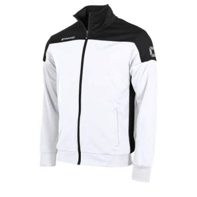 Pride Full Zip Jacket White S