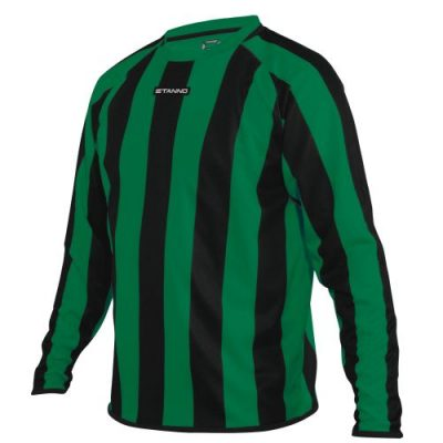 Goteborg Shirt L.S. Green/Black XXXL