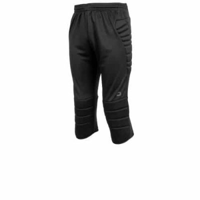Brecon 3/4 Goalkeeper Pants Black XXL