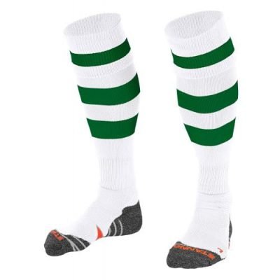Original Sock White/Green 45/48