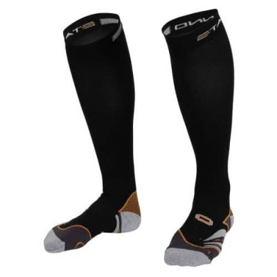 Compression Sock Black 43/46