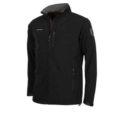 Centro Softshell Jacket Black XXXL