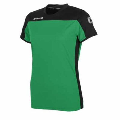 Pride T-Shirt Ladies Green XS