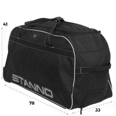 Excellence Team Trolley Bag Black One size