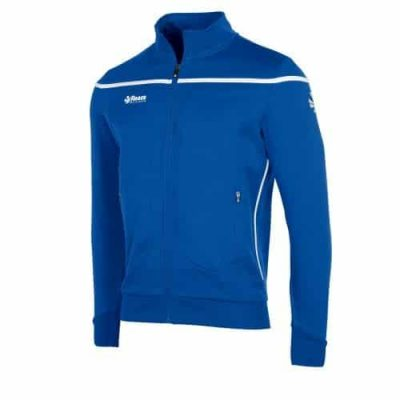 Varsity TTS Top Full Zip Unisex Blue XXL