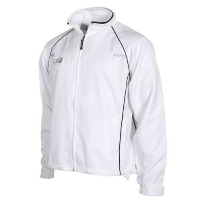 Infinite Tech Jacket Unisex White XXXL