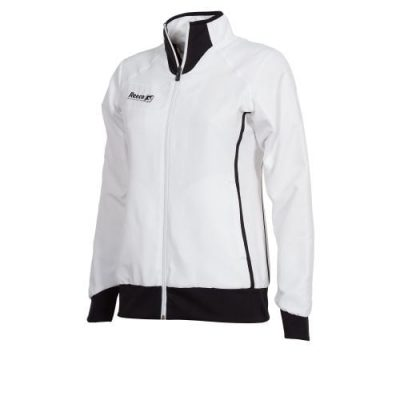 Core Woven Jacket Ladies White XL