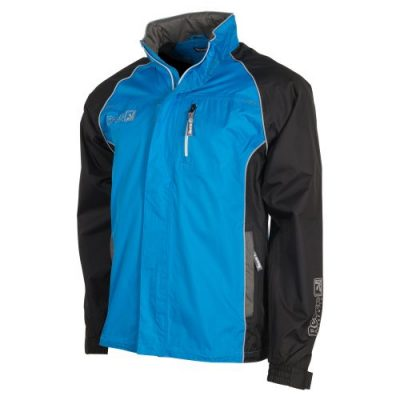 Breathable Reflective Jacket Unisex Blue XXL