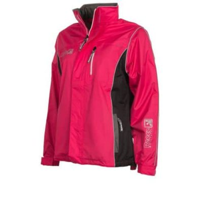 Breathable Reflective Jacket Ladies Red XL