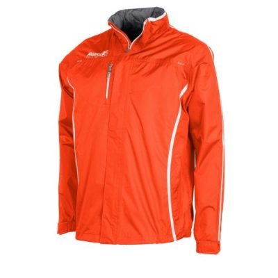 Breathable Comfort Jacket Unisex Orange XXL