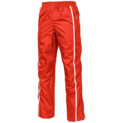 Breathable Comfort Pants Unisex Orange XXL