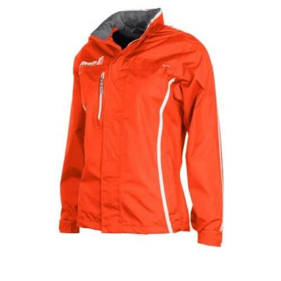 Breathable Comfort Jacket Ladies Orange XL