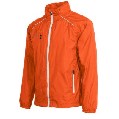 Breathable Tech Jacket Unisex Orange XXL