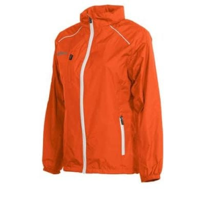 Breathable Tech Jacket Ladies Orange XL