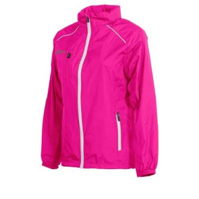 Breathable Tech Jacket Ladies/Girls Pink XL