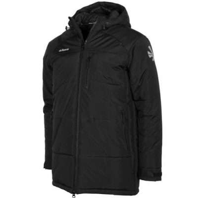 Canberra Padded Coach Jacket Black XXL