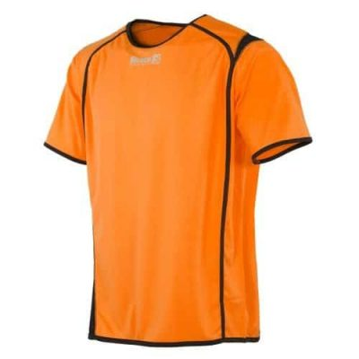 Match-Training Shirt Unisex Orange XXL