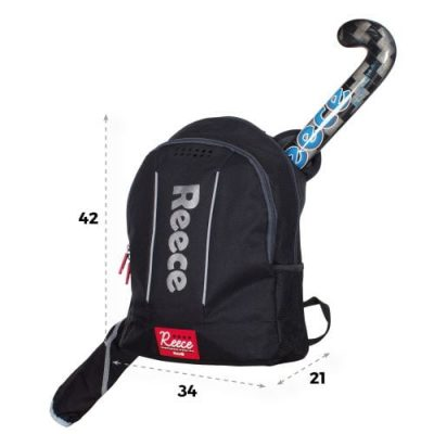 Evans Hockey Backpack Black No size