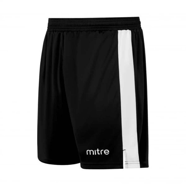 Mitre AMPLIFY SHORTS BLACK/WHITE