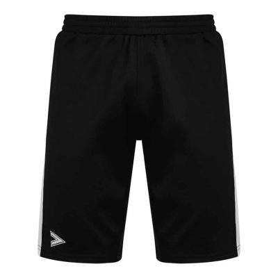 Mitre DELTA PLUS TRAINING SHORT BLACK/WHITE