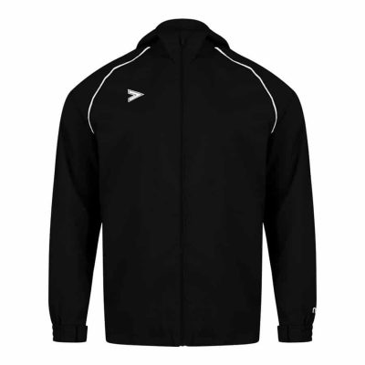 Mitre DELTA PLUS WEATHERPROOF JKT BLACK/WHITE
