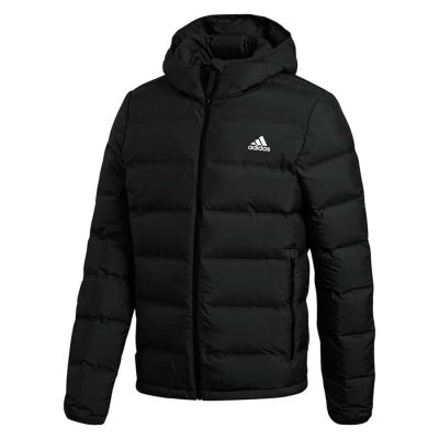 Adidas Helionic Hooded Jkt Black
