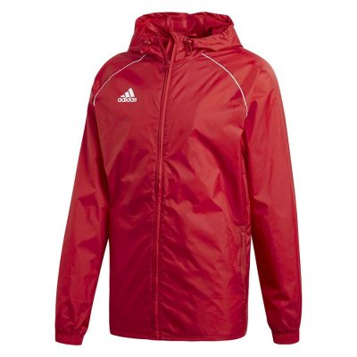 Adidas Core 18 Rain Jacket Dark Blue
