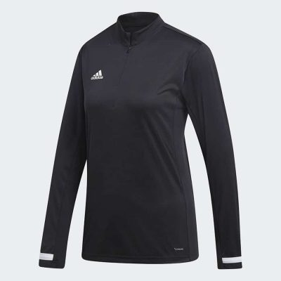 Adidas T19 1/4 LS Women Black