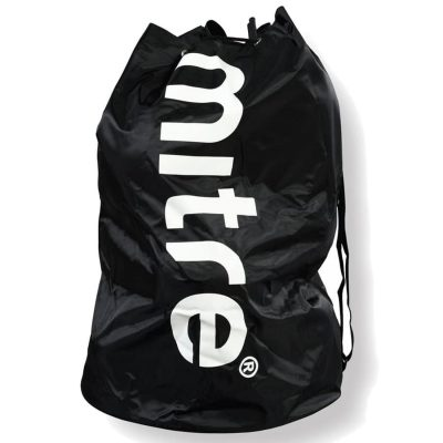 Mitre BALL SACK 8 BLACK