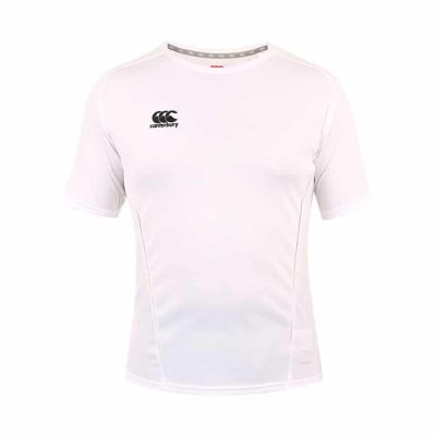TEAM DRY TEE WHITE 5XL