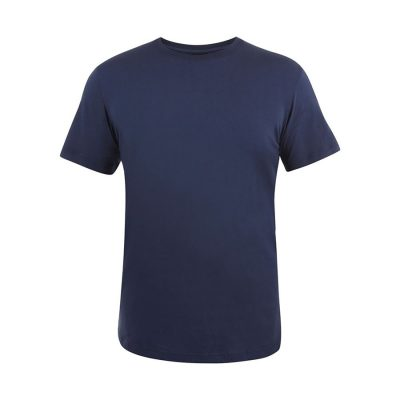 PLAIN TEE NAVY 5XL