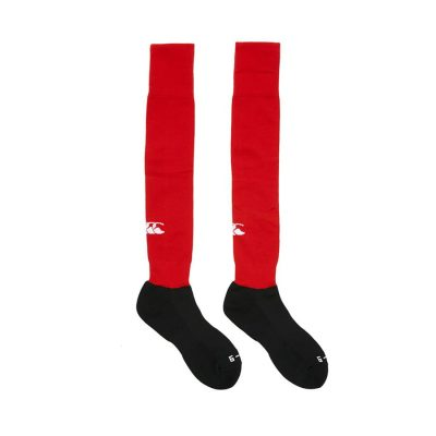 TEAM SOCK FLAGRED XS