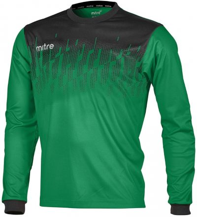 Mitre COMMAND GK JERSEY EMERALD/BLACK