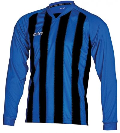 Mitre OPTIMIZE JERSEY ROYAL/BLACK