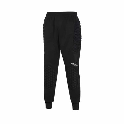 Mitre GUARD PADDED GK TROUSER BLACK