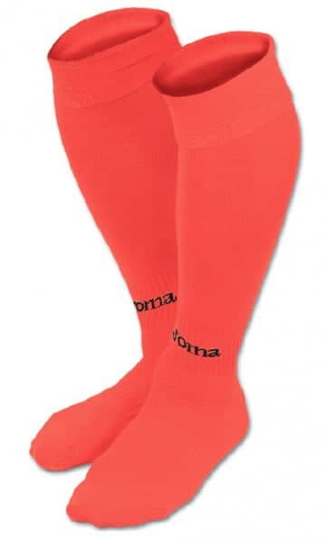 Joma FOOTBALL SOCKS CLASSIC PACK 4 ORANGE