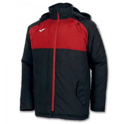 Joma ANORAK ANDES BLACK-RED