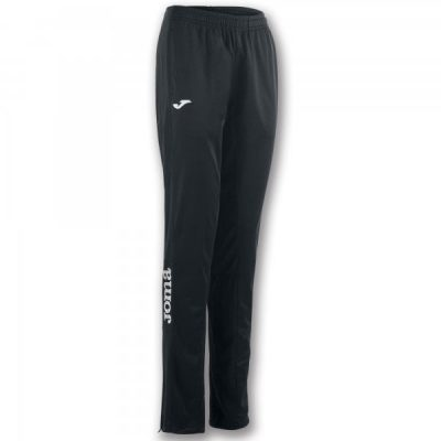 Joma LONG PANT TRICOT CHAMPION IV WOMAN BLACK