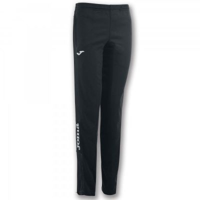 Joma LONG PANT CHAMPION IV WOMAN BLACK