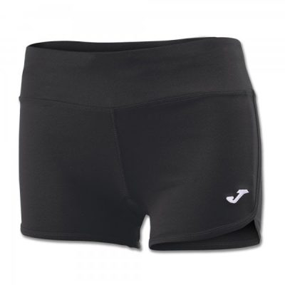 Joma SHORT STELLA II WOMAN BLACK